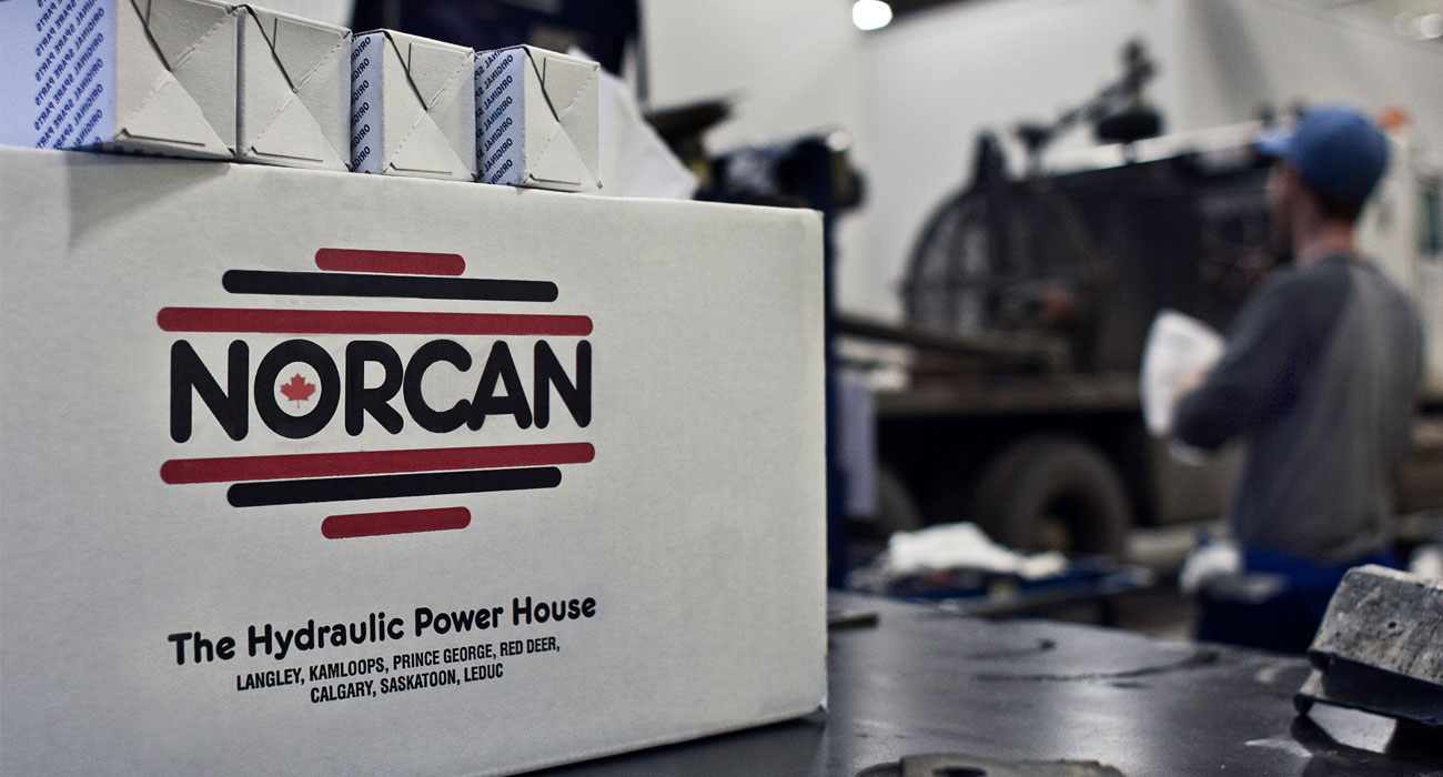 Norcan Fluid Power - Western Canada's Hydraulic Power House